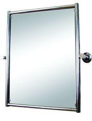 Зеркало поворотное в раме,  для ванной комнаты VERNANDI