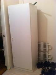 Шкаф белый финский
