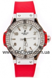 Часы Hublot with diamonds
