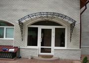 входные металлические двери, решётки, ворота, козырьки, металлоконструкции