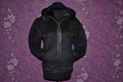 Дубленка - теплая куртка на мальчика НОВАЯ