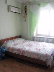 Деревянная полуторная кровать с ортопедическими ламелями