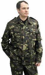 Продажа камуфлированной одежды - костюм ВП камуфлированный - саржа