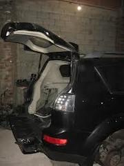 блок управления Airbag на Аутлендер XL(Outlander XL)