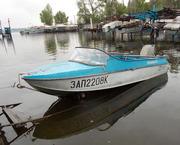Металлическая лодка Неман 2 1989г.