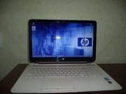 Продам ноутбук HP pavilion 15-n087sr (F4U27EA) White