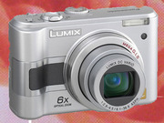 Фотоаппарат Panasonic  Lumix DMC-LZ3