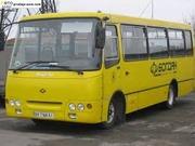 Стекло лобовое Богдан А-092