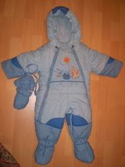 Продам детский комбинезон осень-зима