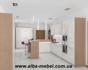 Эксклюзивная мебель на заказ Запорожье,  изготовление мебели
