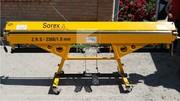 Станок для гибки металла Sorex ZRS-2360