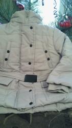 куртка детская,  бежевого цвета