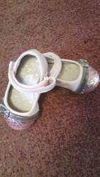 туфли на девочку, размер-12