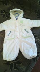комбинезон детский с капюшоном на 6-9 месяцев