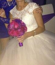 Свадебное платье без дефектов