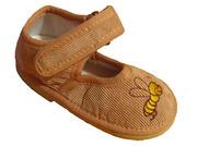 Детская обувь. Тапочки для дома и садика