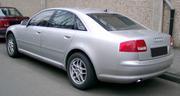 Задние фонари Audi A8 2002-2007