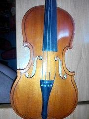 Скрипка-четрертушка новая