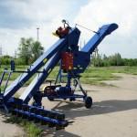 Зернометатель ЗЗП-60