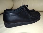 Удобные туфли (ботинки) Burton из Натуральной кожи,  41 разм.