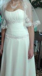 Продам  замечательное свадебное платье