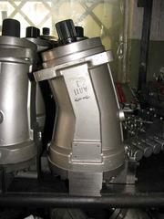 Ремонт гидроцилиндров гидрооборудования.