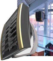 Тепловентилятор водяной,  завеса электрическая,  завеса водяная