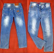 Продам детские джинсы,  рост 134см,  г.Запорожье
