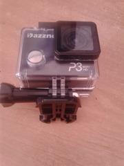 Видео Экшен-камера Dazzne P3 120/60fps