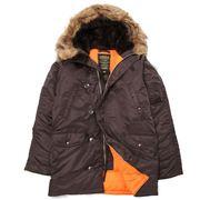 Официальный дилер Alpha Industries в Украине продает куртки Аляска