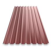 Профнастил П-С20 (толщина 0, 4 мм) Цинк