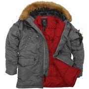 Оригинальные куртки Аляска из США- 100% Качество - 100% Оригинал