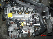 Двигатель 1.7 CDTI 2004-2011