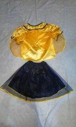 Новогодний костюм ПЧЕЛКА детский