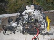 Двигатель Ford Transit 2.5 DIESEL