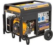 Sadko GPS-8000E – бензиновый генератор