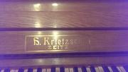 Антикварное фортепиано Hermann Krietzsch zeitz