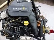 Двигатель Renault Megane 1.9 dСi,  2002