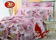 Постельное белье 3d недорого,  Полисатин PS-BL98