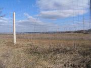 Самый дешевый забор из сетки Казачка облегченной