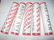 Бумага  Koehler для факса