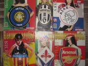 Футбол,  великие клубы.