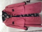 Продам куртки весенние на девочку 1-3 класса Запорожье