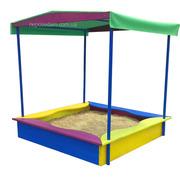 Песочницы для детей,  песочница с лавками и крышкой