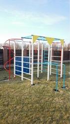 Спортивно-игровой комплекс Лампа подросткам с 6 лет