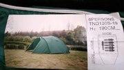 Шестиместная палатка + тамбур