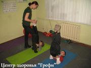 Оздоровительно – развивающая спортивная секция для детей в Запорожье.