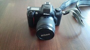 пленочный фотоаппарат Nikon F65