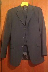 Пиджак Arber новый темно-синий размер 48