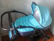 детская коляска TUTIS trio comfort ( 2 в 1 )